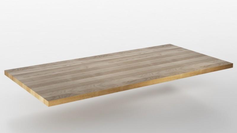 Tischplatten aus Massivholz Nach Maß bestellen bei woodq